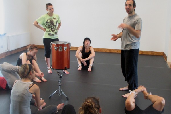 Duende Ensemble workshop