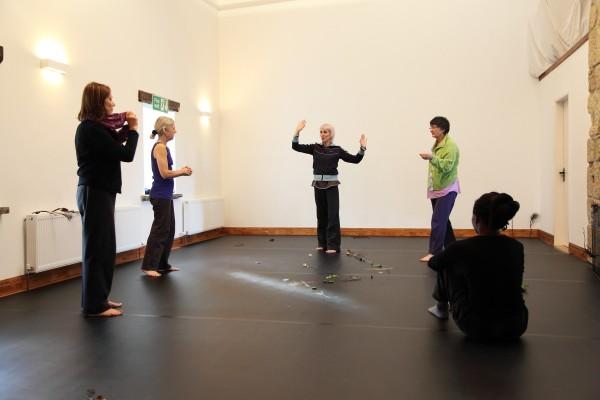 Walking & Dancing workshop