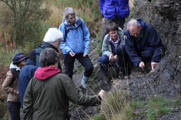 Walking & Geology workshop