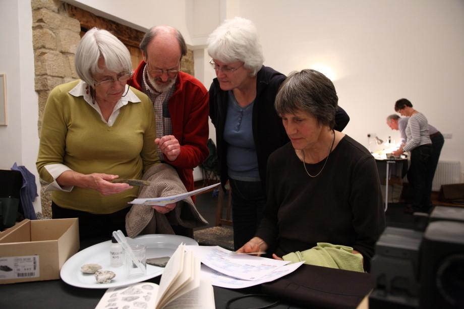 Walking & Geology workshop 2011